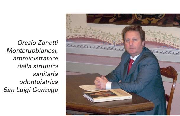 Orazio Zanetti Monterubbianesi San Luigi Gonzaga