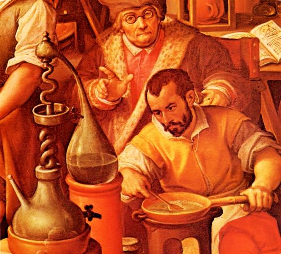 Alchimisti San Luigi Gonzaga