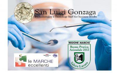 Lo Studio San Luigi Gonzaga S.r.l. specialista nel metodo Invisalign